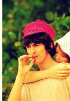 Pattie and George by Ashley-kk