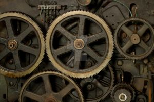 Gears of Industry by explicitly