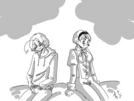 Canada-kun and Ukraine :3 by 0-Aredhel-0
