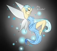 Hey, listen - Navi by ImMoonwalker