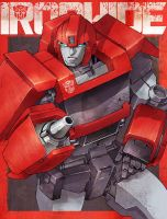 Ironhide by ai-eye