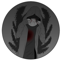 Who left me outside? by HisFuckingHighness