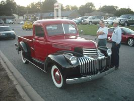 1946 Chevrolet TC by Shadow55419