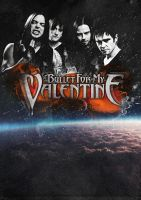 Bullet For My Valantine by leavedesign