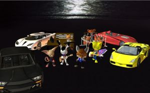 Cars by HectorNY