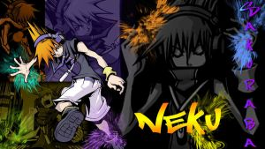 Neku Wallpaper (2) by Xinahs