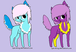 Adoptable Cats Batch 1 OPEN by PearlTheKitty2012