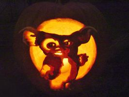 Gizmo the Gremlin by Falconari
