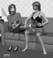 Bondage Housewives 4 by Driver651