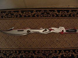 Lightnings Gunblade Completed by ToshiroxUzumaki