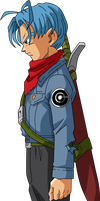 Trunks de Perfil by SaoDVD