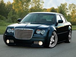 Chrysler 300C by hotrod32