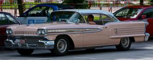 '58 Oldsmobile by cmdpirxII