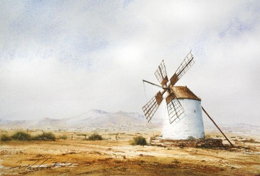 Mill by stefanzhuty