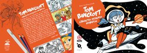 Art of Tom Bancroft- Cover A by tombancroft