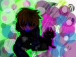 eyeless jack with kitty by ninjataz