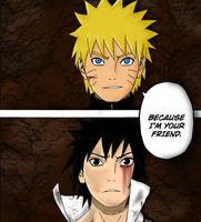 Naruto Shippuden Chapter 486. by EgoTastikk