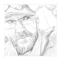 Commissioned Pencil Portrait by Protoguy
