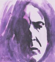 Severus Snape 2 by CurlySue1