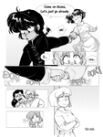 Baby Steps Page 3 by BuffChan