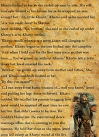 TofD- Kharjo and Jewel Book Page by TheYUO