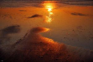 Atlantic Puddle by Yannick-Wende