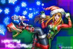 Holiday Digit by Pechan