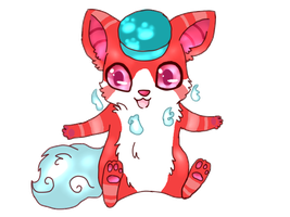Chibi Adoptable auction by P0CKYY
