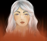 Daenerys Targaryen, born  from the fire. by MikkiCrossCC