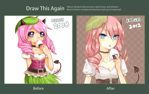 Draw This Again 2008-2012 by Sunflorii