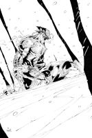 Weapon X Inked by NicholasGentile