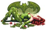 Poison Ivy by CChilson-art