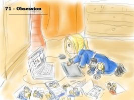 Theme 71 - Obsession by ChibiEdo
