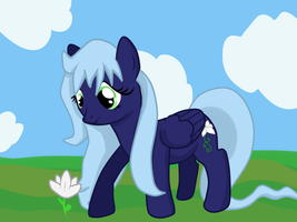 Why Hello There Little Guy  .:Commission:. by MistrissTheHedgehog
