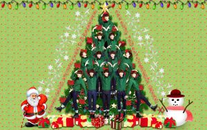 Exo Miracle In December Wallpaper by KpopGurl