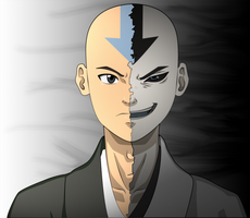 Aang: Torn by SractheNinja