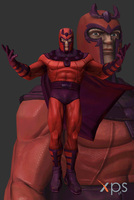 MCoC Magneto (Classic) by thePWA