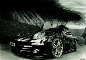 PORSCHE by pawel1571