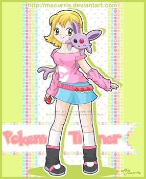 Pokemon Trainer V2 by macurris