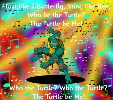 Mikey: The Party Dude by Turtleena