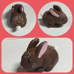 Chocolate Themed Bunny by Oukami4