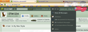 Exactly 365 Messages :{D by ZakkuStrong