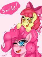 Pinkie Pie - Just Smile! by PonyJHooves