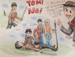 Tom Imura, Why'd You Have to Go? by Silosson