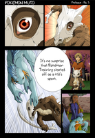 Muto: Prologue Page 3 by Blindice
