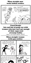 When Straight People Write Gay and Lesbian Porn by RomanJones