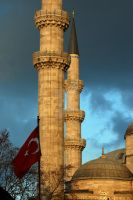 Magnificent Suleymaniyye Mosque by AhmetSelcuk