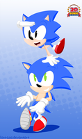 Sonic Generations by Fumuu