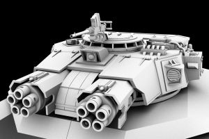 Tank Turret by ktc241