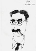 Groucho by TheMarchStudios